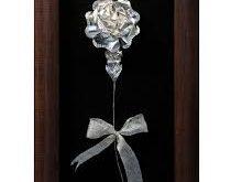 گل نقره