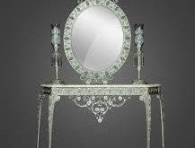 آینه و شمعدان نقره عروس