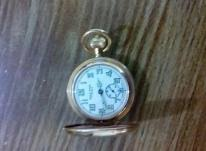 ساعت نقره قدیمی