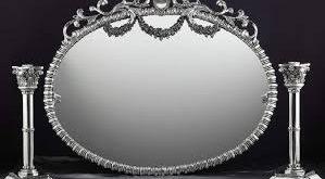 فروش آینه نقره